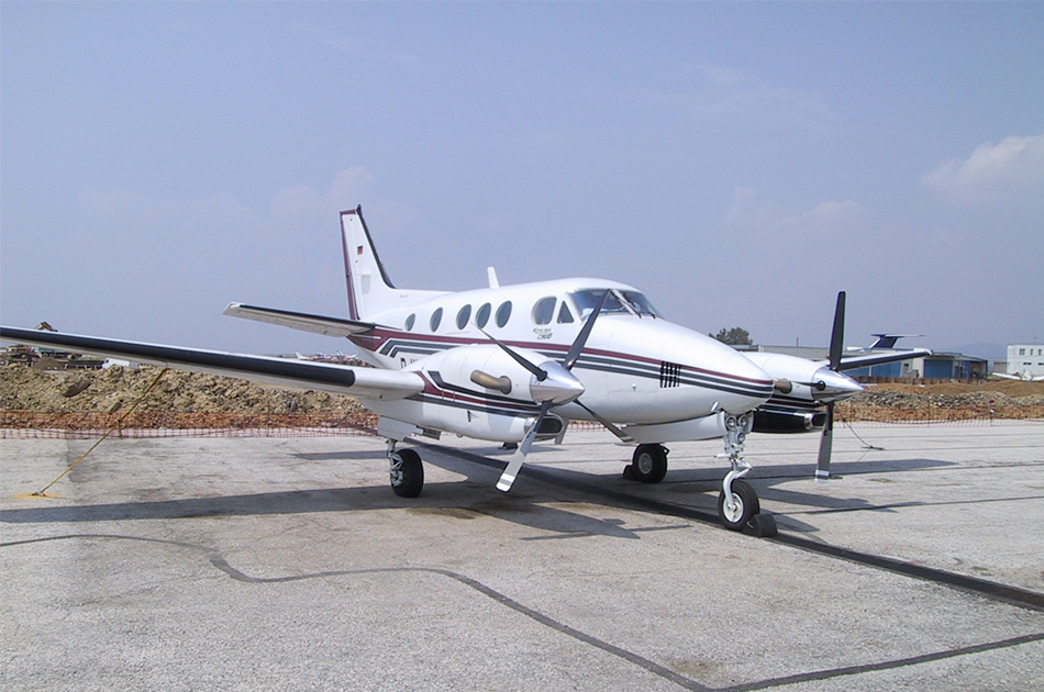 King Air C90B